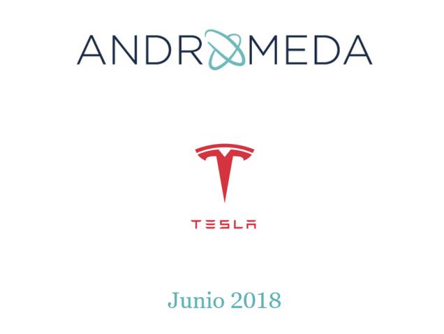 Presentación Tesla