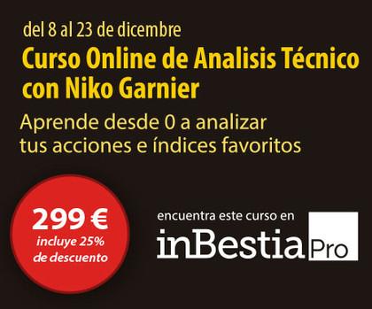 Curso de Análisis Técnico para principiantes con Niko Garnier