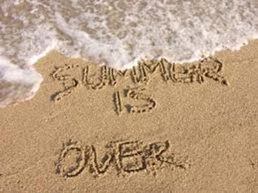 Se acaba el verano